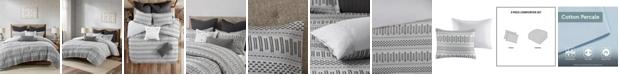 INK+IVY Rhea 3 Piece Comforter Mini Set, King/California King