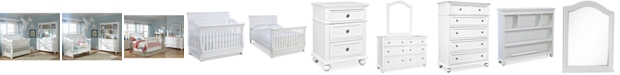 Furniture Roseville Baby Crib Furniture Collection