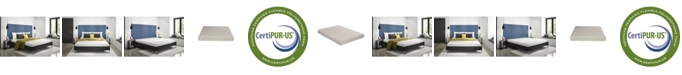 EveryRoom Cally King Memoir 8 Inch Memory Foam Mattress