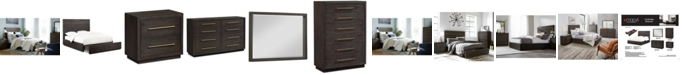 Furniture Cambridge Storage Platform Bedroom Furniture Collection, Created for Macy's