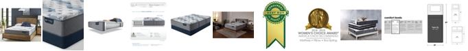 "Serta iComfort by Blue Fusion 100 12"" Hybrid Firm Mattress Set - Twin XL"