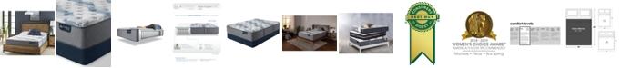 "Serta iComfort by Blue Fusion 100 12"" Hybrid Firm Mattress Set - Queen"