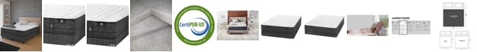 """Hotel Collection by Aireloom Coppertech 12"""" Firm Mattress Set- King, Split Box Spring- Created for Macy's"""
