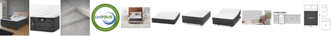 """Hotel Collection by Aireloom Coppertech 12"""" Firm Mattress- Full, Created for Macy's"""