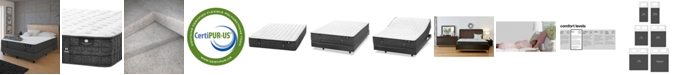 """Hotel Collection by Aireloom Coppertech 12"""" Firm Mattress Collection, Created for Macy's"""