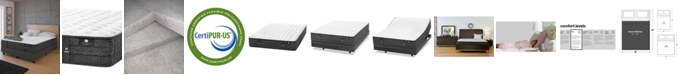 """Hotel Collection by Aireloom Coppertech 12"""" Firm Mattress- Queen, Created for Macy's"""