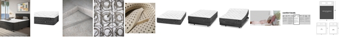 """Hotel Collection by Aireloom Holland Maid 14.5"""" Luxury Firm Mattress- California King, Created for Macy's"""