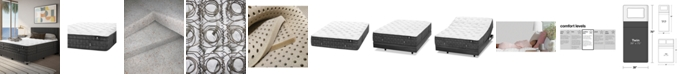 """Hotel Collection by Aireloom Holland Maid 13.5"""" Cushion Firm Mattress- Twin, Created for Macy's"""