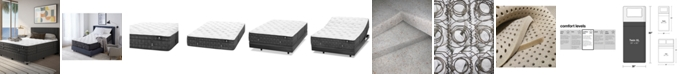 """Hotel Collection by Aireloom Holland Maid 13.5"""" Cushion Firm Mattress- Twin XL, Created for Macy's"""