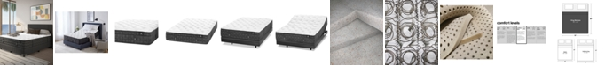 """Hotel Collection by Aireloom Holland Maid 13.5"""" Cushion Firm Mattress- King, Created for Macy's"""