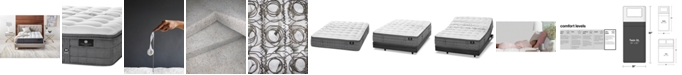 """Hotel Collection by Aireloom Handmade Plus 14.5"""" Luxury Plush Luxetop Mattress- Twin XL, Created for Macy's"""