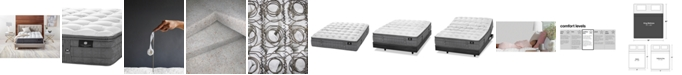 """Hotel Collection by Aireloom Handmade Plus 14.5"""" Cushion Firm Luxetop Mattress- King, Created for Macy's"""