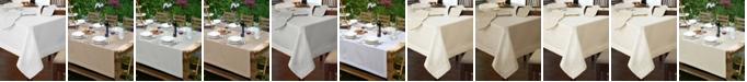 "Villeroy & Boch La Classica Luxury Linen Fabric Tablecloth, 70""x146"""
