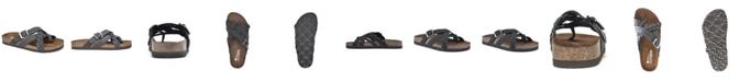 White Mountain Harrington Women's Footbed Sandals