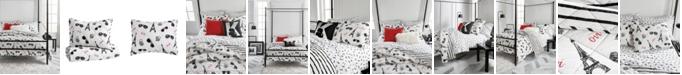 Karl Lagerfeld Paris Icon 3 Piece Quilt Set, Full/Queen