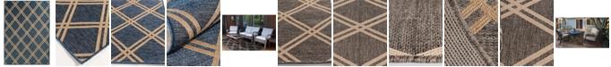 """Trisha Yearwood Home Minot Indoor/Outdoor 7'10"""" x 9'10"""" Area Rug"""