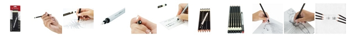 Tombow MONO Professional Drawing Pencil Set, Combo Pack