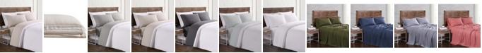 Brooklyn Loom Flax Linen Queen Sheet Set