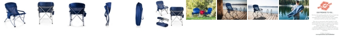 Picnic Time Oniva® by Navy PT-XL Camp Chair