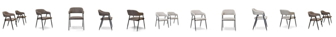 Cenports Maxwell Dining Side Chair - Set of 2