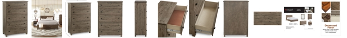 Furniture Canyon 5 Drawer Chest, Created for Macy's