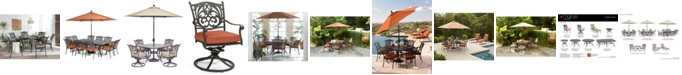 Furniture Chateau Outdoor Dining Collection, Created for Macy's