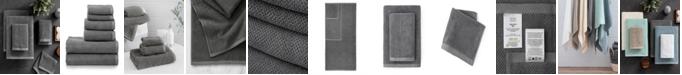 Welhome Textured Franklin 6-Pc. Cotton Towel Set