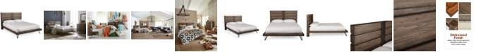 Furniture Orion King Platform Bed, Created for Macy's