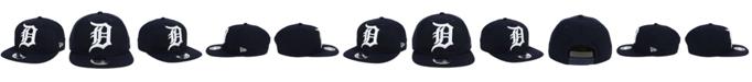 New Era Detroit Tigers Logo Grand 9FIFTY Snapback Cap