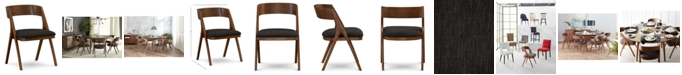 Furniture Oslo Side Chair, Created for Macy's