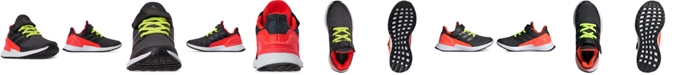 adidas Little Boys' RapidaRun Wide Running Sneakers from Finish Line