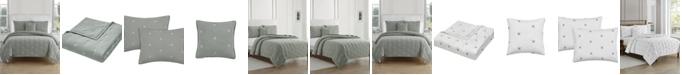 Sanders Jessica Megan 4 Piece Queen Comforter Set