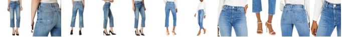 Hudson Jeans Remi High-Rise Straight-Leg Jeans