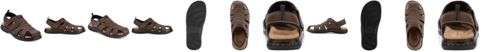Dockers Men's Searose Closed-Toe Fisherman Sandals