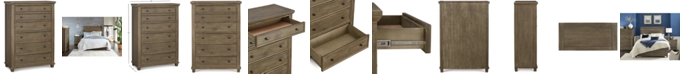 Furniture Tristan Chest, Created for Macy's