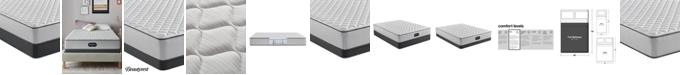 """Beautyrest BR800 11.25"""" Firm Mattress Set - Full"""