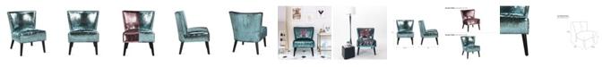 Novogratz Collection NovoGratz Mazzy Sequin Accent Chair