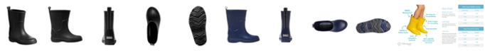 Totes Toddler Boys and Girls Cirrus Charley Tall Rain Boots
