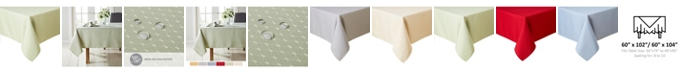 """Town & Country Living McKenna Tablecloth, 60""""x 102"""""""