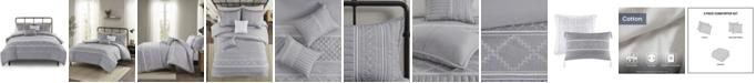 JLA Home Madison Park Kailee 5 Piece King/California King Comforter Set