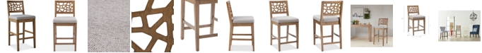 INK+IVY Cabot Bar Stool, Quick Ship
