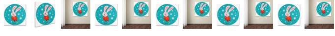 Trademark Global Carla Martell  'Baby Bunny' Canvas Art Collection