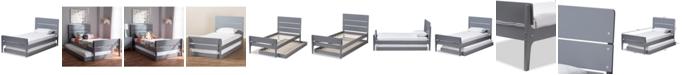 Furniture Nereida Twin Trundle Bed