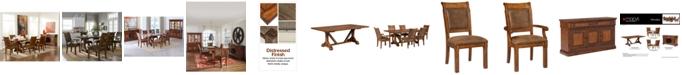 Furniture Mandara Dining Room Furniture Collection