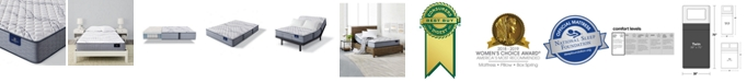 "Serta Perfect Sleeper Trelleburg II 12.5"" Extra Firm Mattress - Twin"