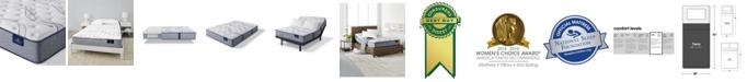 """Serta Perfect Sleeper Trelleburg II 12"""" Plush Mattress - Twin"""