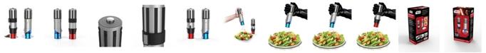 Uncanny Brands Star Wars Lighstaber Salt and Pepper Mills
