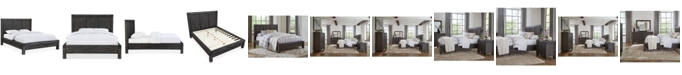 Furniture Avondale Graphite Full Bed