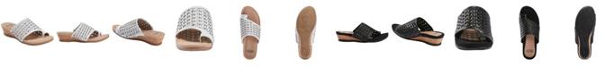 Earth Women's Pisa Wellfleet Toe Ring Sandal