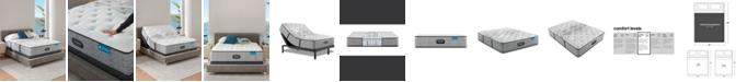 "Beautyrest Harmony Lux Carbon 13.75"" Medium Firm Mattress - California King"